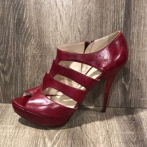 Left only Prada platform shoe